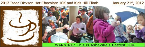 2012 Hot Chocolate 10K and Kids Hill Climb
