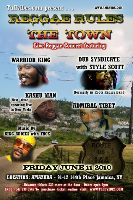reggae festival holland