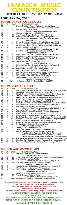 Reggae News and Music From Around the World :: Reggae E-Guide ...